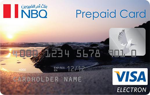 VISA Prepaid Card Services | NBQ | NBQ